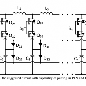 P203- Increasing the Voltage of PFN Impulse Generator Capacitors by converting it to Boost Converter—–2005