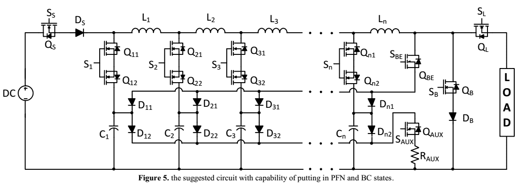 203 P203- Increasing the Voltage of PFN Impulse Generator Capacitors by converting it to Boost Converter—–2005