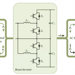 P207- A Single-Phase Grid-Connected Fuel Cell System Based on a Boost-Inverter-2013-خرید شبیه سازی آماده برق