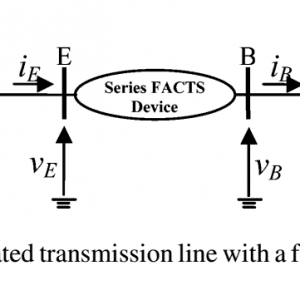 P251-A Novel Fault-Location Algorithm for Long Transmission Lines Compensated by Series FACTS Devices-2011-پروژه آماده برق انجام شده با متلب